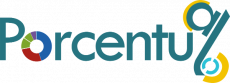 Logotipo porcentual